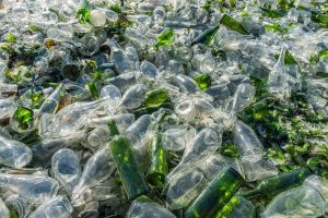crv glass bottle recycling center