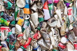 aluminum can recycling in lake arrowhead